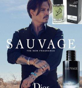 Dior Shaik Fahrenheit Le Parfum и Sauvage шлейф
