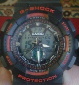 Часы G-SHOCK PROTECTION.