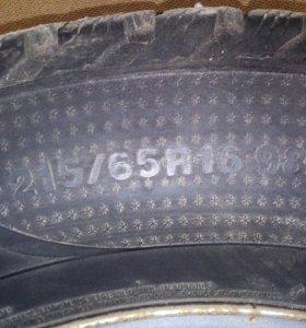 Зимние колеса в сборе для КИЯ спортаж