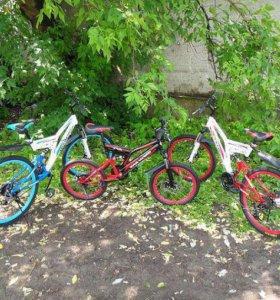 Велосипеды SPT-LX много