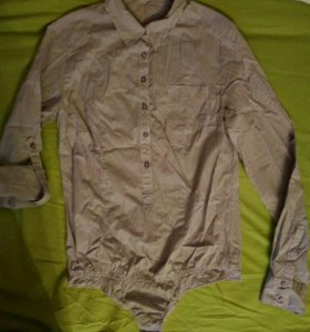 Рубашка-боди жен
