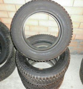 Шины Dunlop winter ice 01