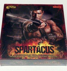 Новая настольная игра Спартак. Кровь и песок