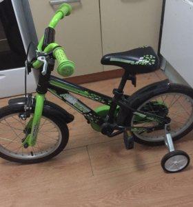 Велосипед от 1,5 до 5 лет