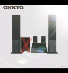 Продам набор акустики onkyo