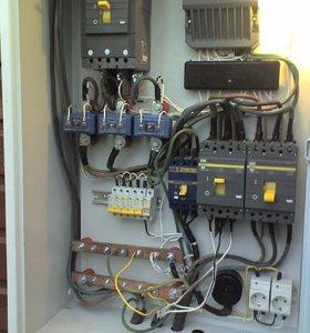 Все виды работ по электрике, от 100 000р.