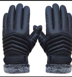 Мужские перчатки для смартфона