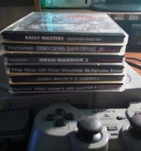 Приставка PlayStation 1