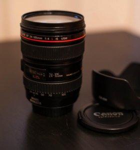 Canon 24-105 mm f4/L