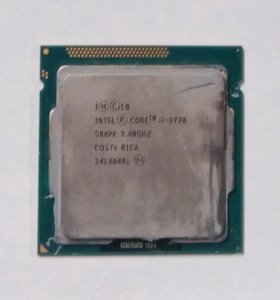 Intel Core i7-3770 3.4GHz LGA 1155