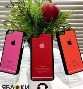 Чехол для iPhone неоновый 2