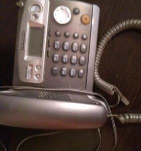 Телефон с автоответчиком