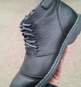 Обувь новые зима