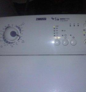 стиральная машина ZANUSSI ZWQ5101 на 5.5кг