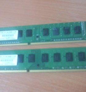 DDR 3 1333Mhz (4gb+2gb)=6gb