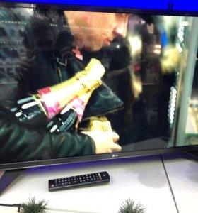 Новый телевизор «32» LG