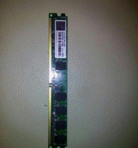 Оперативная память DDR2 1gb 800dimm