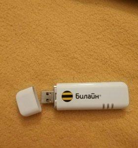 USB модем Билайн.