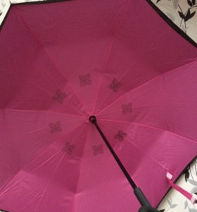 Новый зонтик-перевертыш