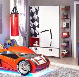 """Комплект мебели в детскую """"Формула"""" для мальчика"""