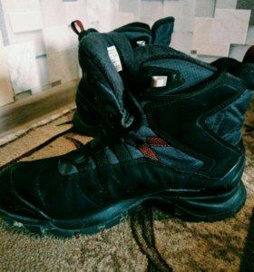 Зимняя обувь adidas proof