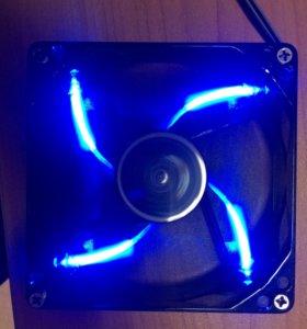 Вентилятор Deepcool 120мм + фильтр