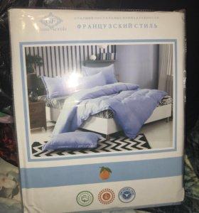 2-х спальное постельное белье