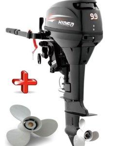 Лодочный мотор HIDEA 9.9/2.
