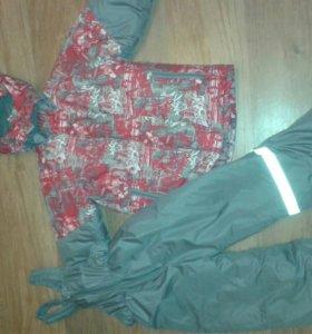 Зимний костюм на 98-110