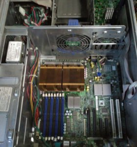 Сервер INTEL S5000PSL