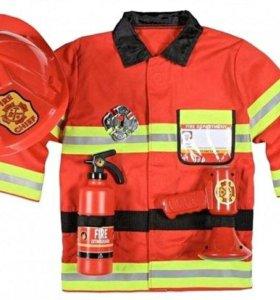 Карнавальный костюм Пожарный, Melissa Doug