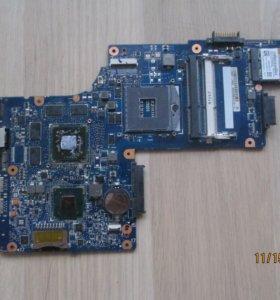 От ноутбука Toshiba c850