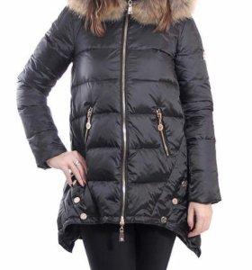 Пуховик куртка Elisabetta Franchi оригинал