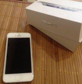 iPhone 5 родной корпус и экран