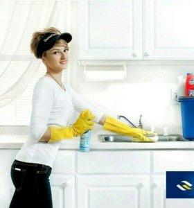 Уборка в доме в квартирах