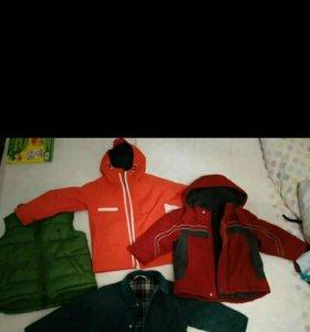 Куртка Hummelsheim old navy nxyothercare