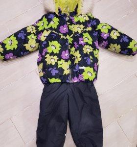 Зимний костюм Lenne 90-100 см
