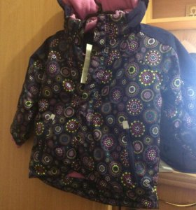 Куртка новая бренд KiKi & KoKo