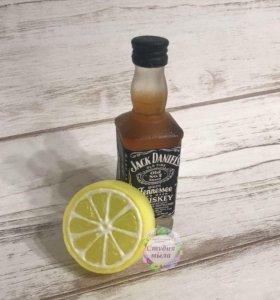 """мыло """"Jack Daniel's с лимоном"""""""
