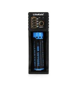 Умное зарядное устройство LiitoKala Lii-100 USB