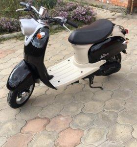 Yamaha Vino идеал,из Японии