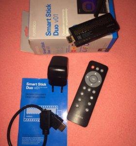 Медиаплеер Smart Stick Duo v01