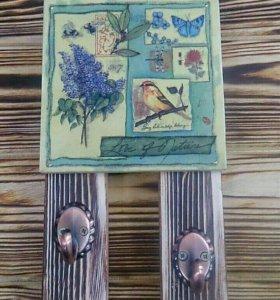 Декоративные вешалки