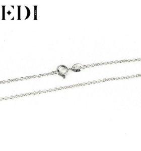 Серебряная цепочка EDI