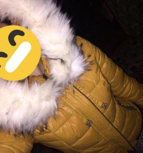 Супер тёплая куртка