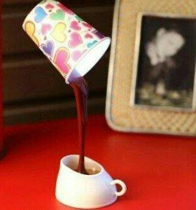 Светодиодный светильник Maygreen чашка кофе