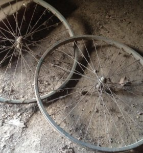 Колеса передние на велосипед