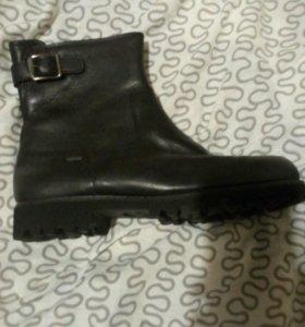 Зимние ботинки мужские новые