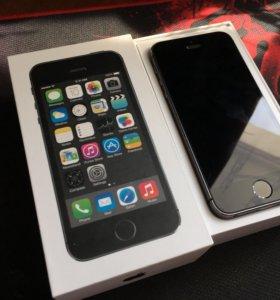 iPhone 5s не рабочий