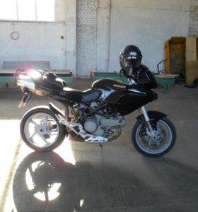 Продам мотоцикл Ducati Multistrada 1000 DS 2004 г